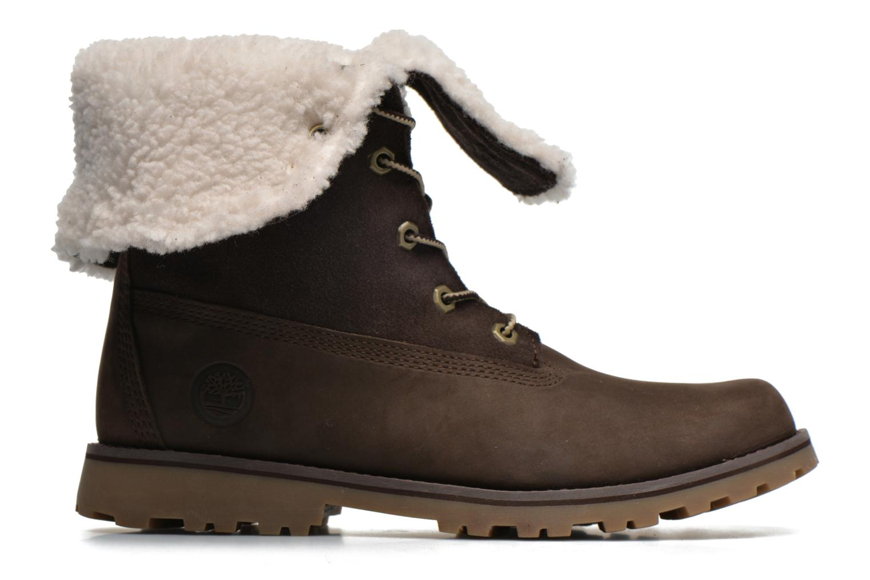 Stiefeletten & Boots Timberland 6 In WP Shearling Bo braun ansicht von hinten