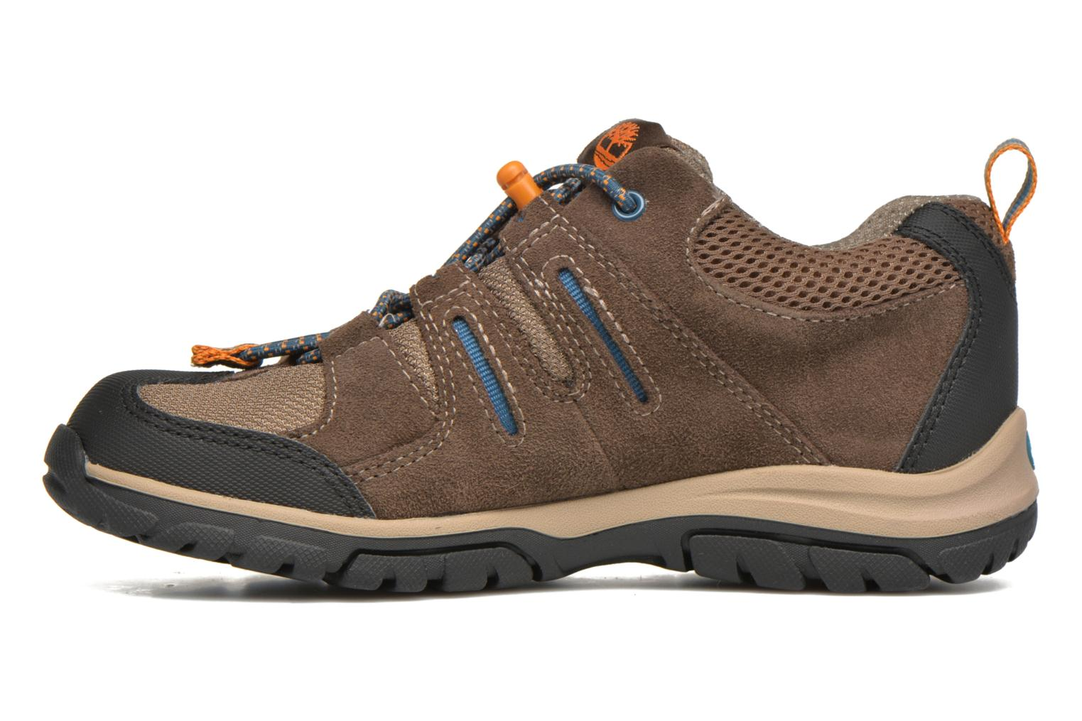 Trainers Timberland Zip Trail GTX Ox Brown front view