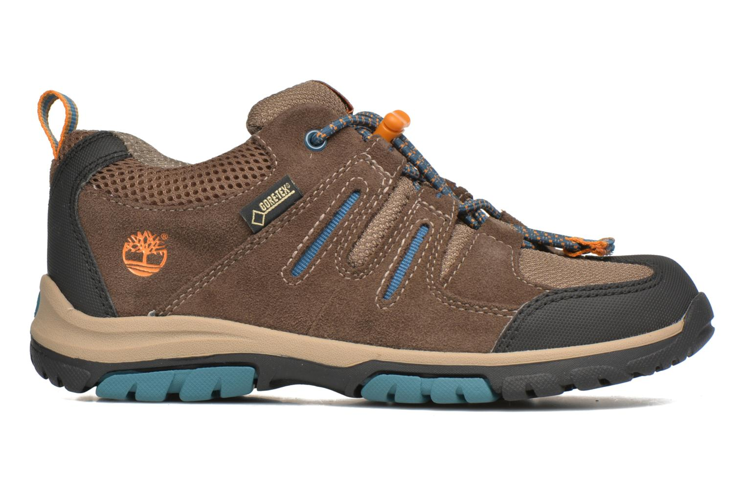 Trainers Timberland Zip Trail GTX Ox Brown back view