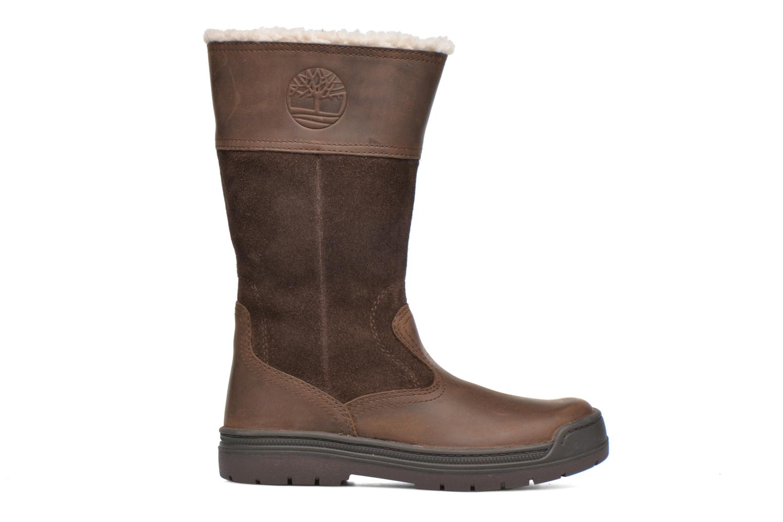 Boots & wellies Timberland Ramble Wild Tall Boo Brown back view