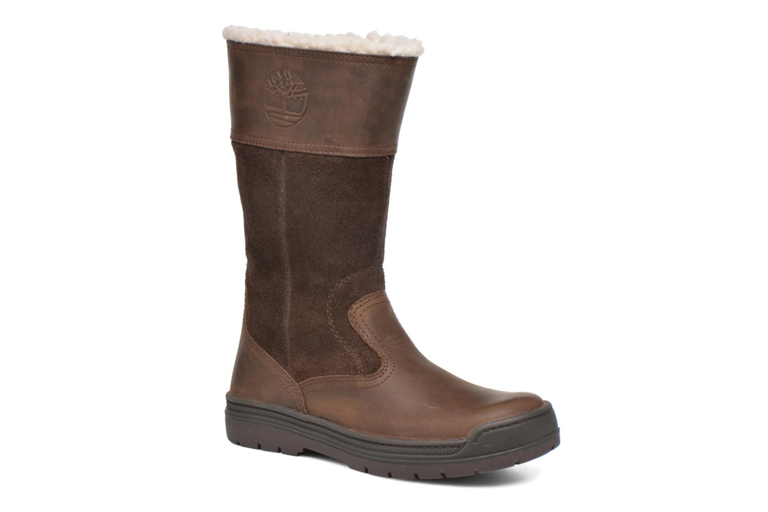 Boots & wellies Timberland Ramble Wild Tall Boo Brown detailed view/ Pair view