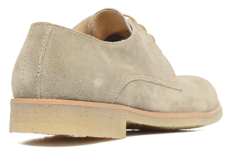 Chaussures à lacets Mr SARENZA Soldn Beige vue face