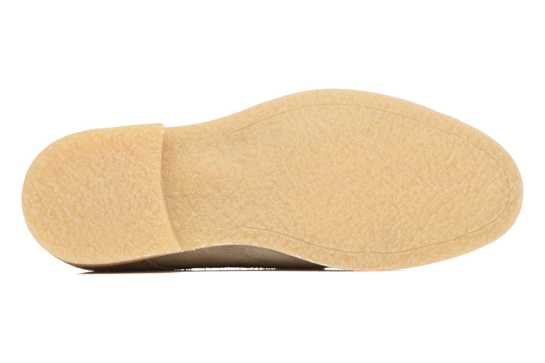 Chaussures à lacets Mr SARENZA Soldn Beige vue haut