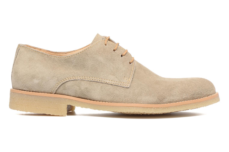 Chaussures à lacets Mr SARENZA Soldn Beige vue détail/paire