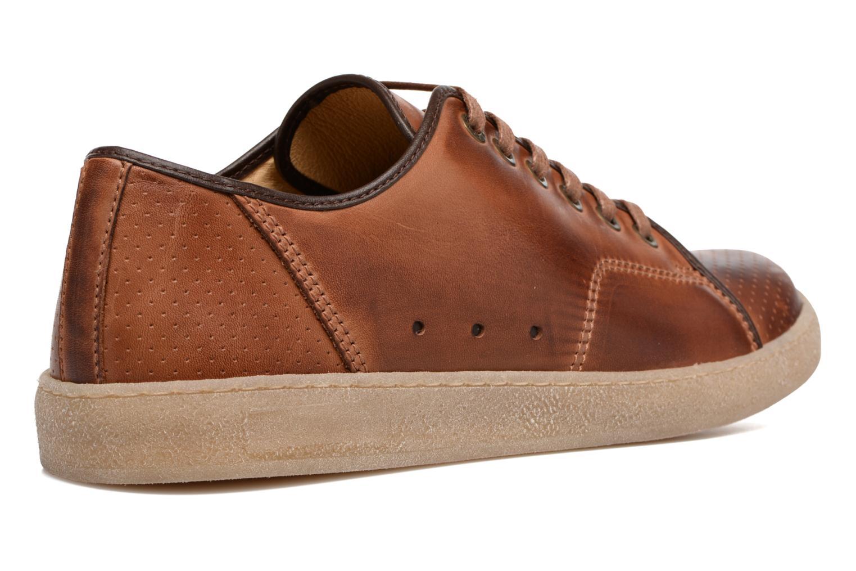 Sneakers Mr SARENZA Stordoes Bruin voorkant