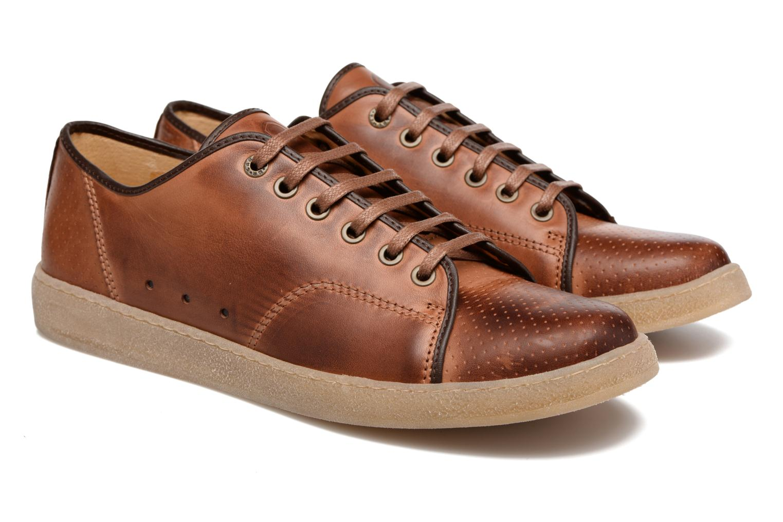 Sneakers Mr SARENZA Stordoes Bruin achterkant