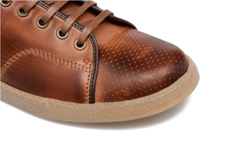 Sneakers Mr SARENZA Stordoes Bruin links