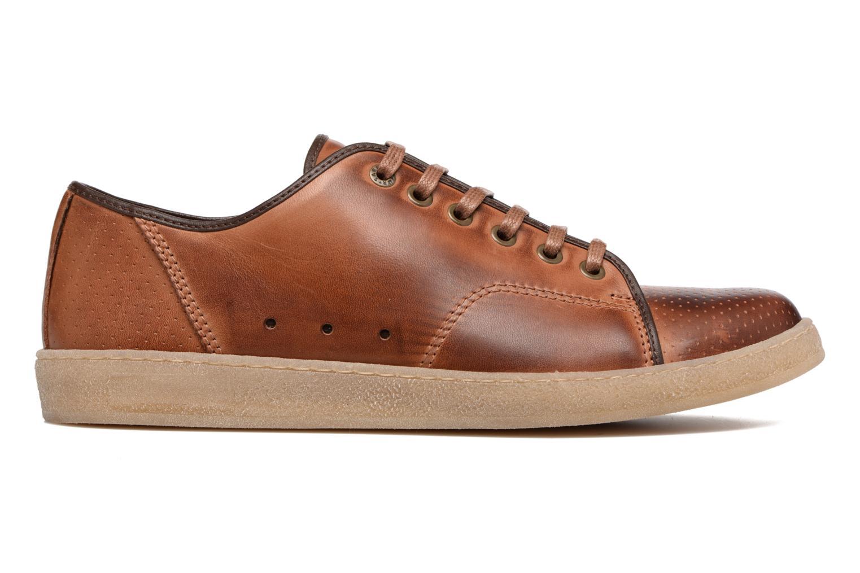 Sneakers Mr SARENZA Stordoes Bruin detail