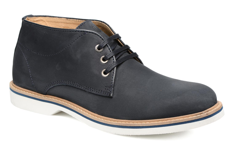 Bottines et boots Mr SARENZA Sandness Bleu vue droite