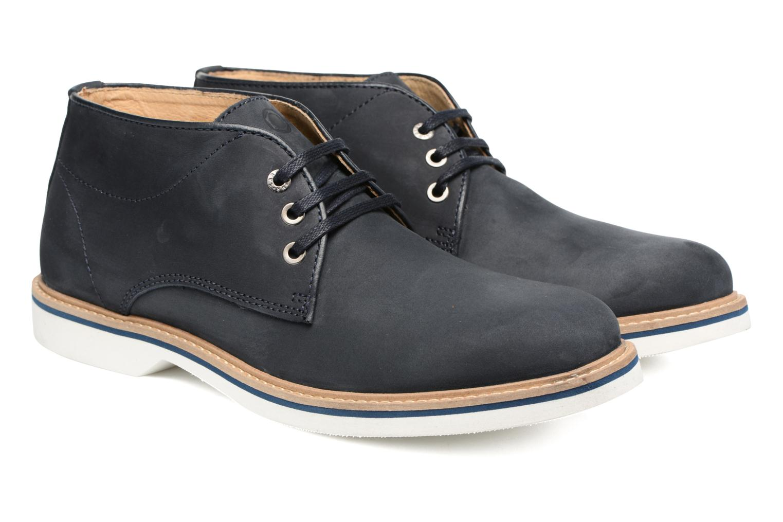 Boots en enkellaarsjes Mr SARENZA Sandness Blauw achterkant