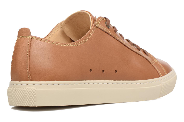 Sneakers Mr SARENZA Sirtucl Bruin voorkant