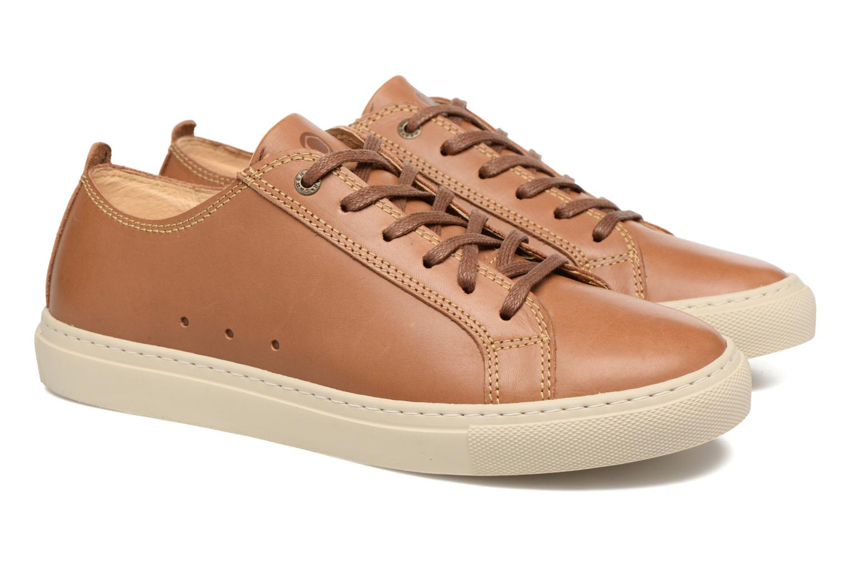 Sneakers Mr SARENZA Sirtucl Bruin achterkant