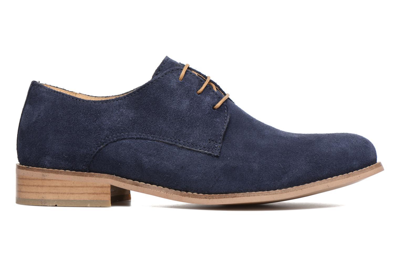 Chaussures à lacets Mr SARENZA Sallique Bleu vue détail/paire