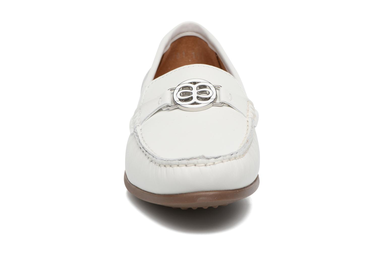 Mocassins Ara Boston 30704 Blanc vue portées chaussures