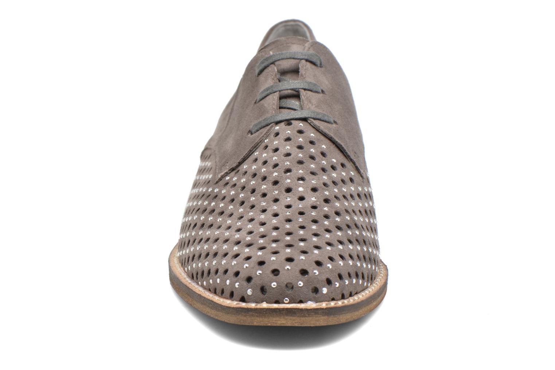Chaussures à lacets Ara Kent 31202 Gris vue portées chaussures