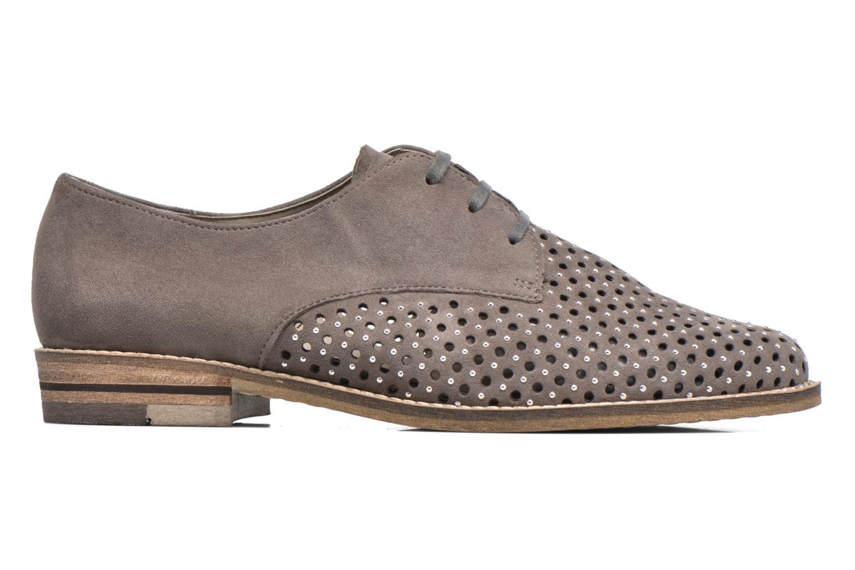 Chaussures à lacets Ara Kent 31202 Gris vue derrière