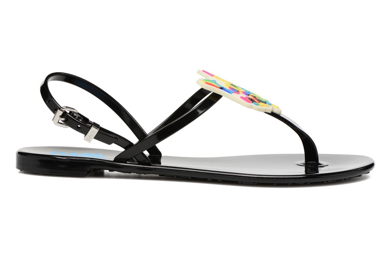 Sandales et nu-pieds Karl Lagerfeld Karl Choupette Sandal Noir vue derrière