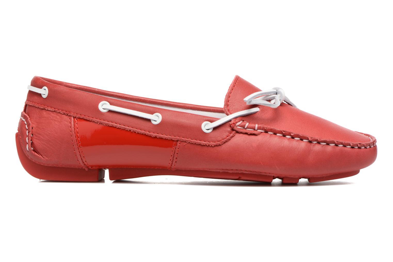 Chaussures à lacets TBS Bettsy Rouge vue derrière