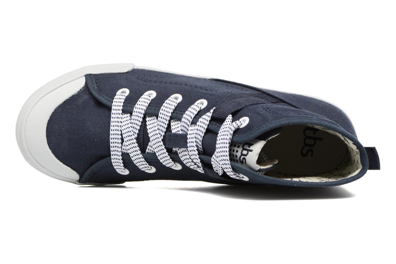 Sneakers TBS Oliviah Blauw links