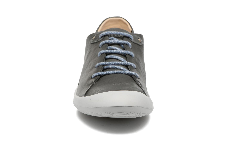 Baskets TBS Vespper Gris vue portées chaussures