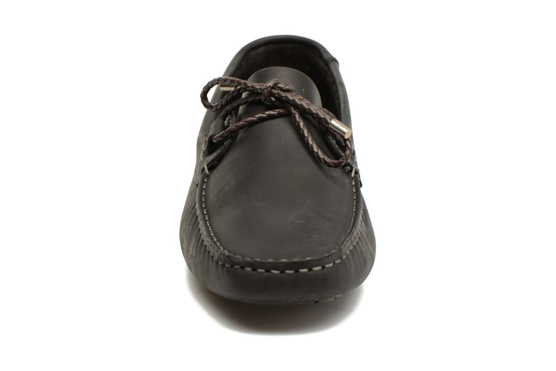 Mocassins TBS Bagnoli Noir vue portées chaussures