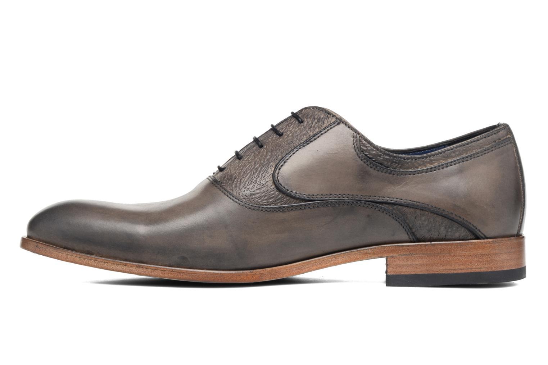 Chaussures à lacets Brett & Sons Jared Gris vue face