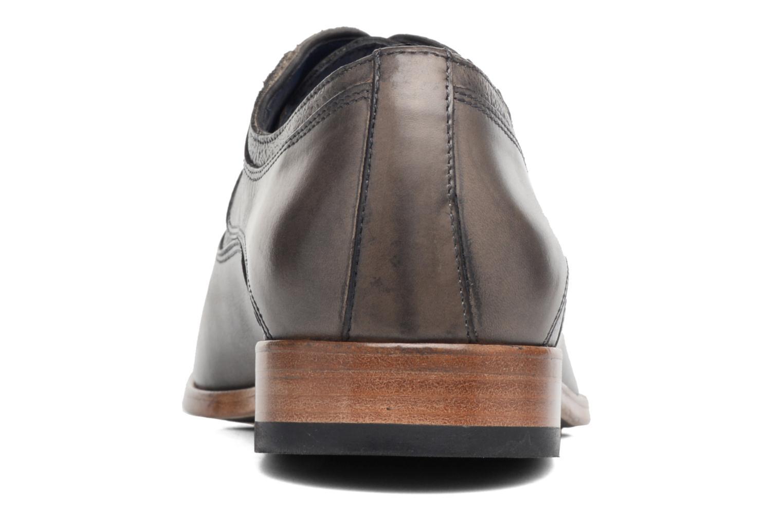 Chaussures à lacets Brett & Sons Jared Gris vue droite
