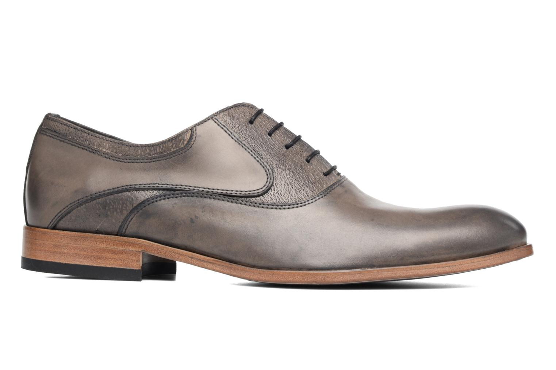 Chaussures à lacets Brett & Sons Jared Gris vue derrière