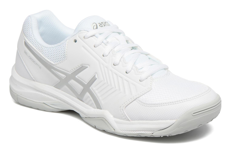 Zapatos de mujer baratos zapatos de mujer Asics Gel-Dedicate 5 W (Blanco) - Deportes de deporte en Más cómodo