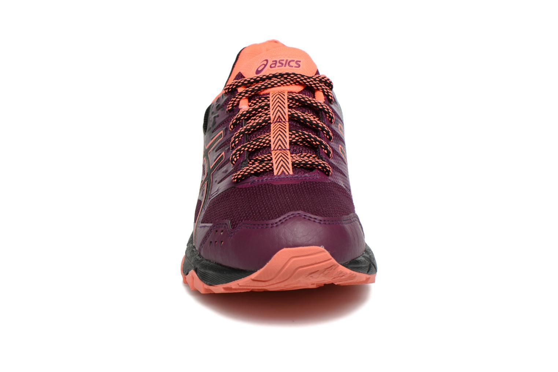 Chaussures de sport Asics Gel-Sonoma 3 G-Tx W Violet vue portées chaussures