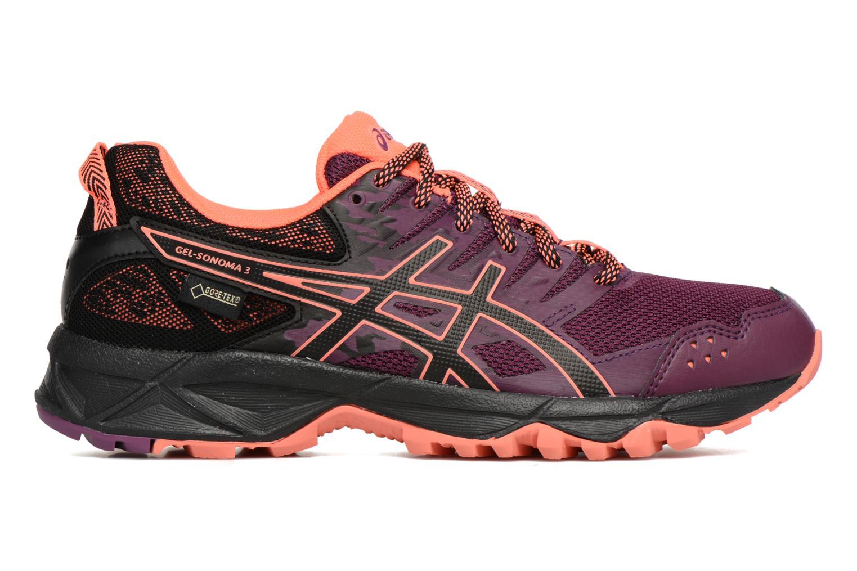 Chaussures de sport Asics Gel-Sonoma 3 G-Tx W Violet vue derrière