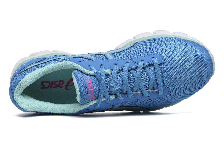 Chaussures de sport Asics Gel-Impression 9 W Bleu vue gauche