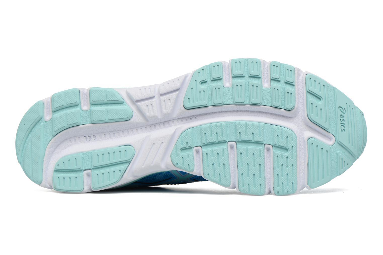 Chaussures de sport Asics Gel-Impression 9 W Bleu vue haut