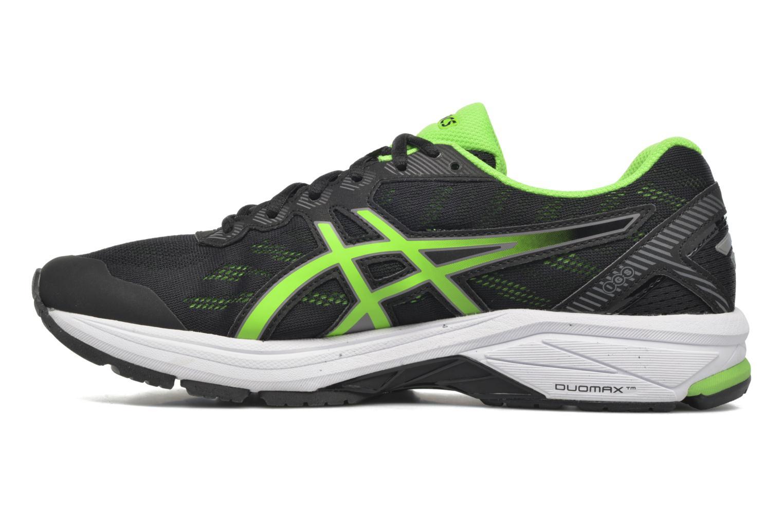 Chaussures de sport Asics GT-1000 5 Noir vue face