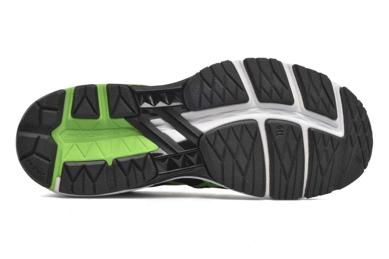 Chaussures de sport Asics GT-1000 5 Noir vue haut