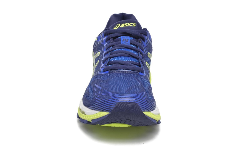 Sport shoes Asics Gel-Nimbus 19 Blue model view