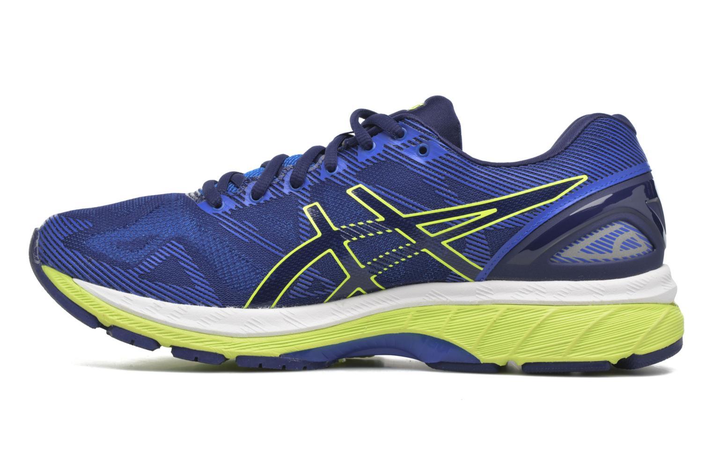 Sport shoes Asics Gel-Nimbus 19 Blue front view
