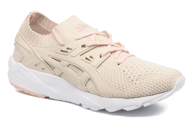 Grandes descuentos últimos zapatos Asics Gel Kayano Trainer Knit W (Beige) - Deportivas Descuento