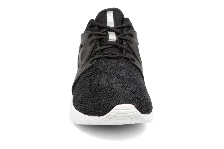 Baskets Asics Gel-Lyte Komachi W Noir vue portées chaussures