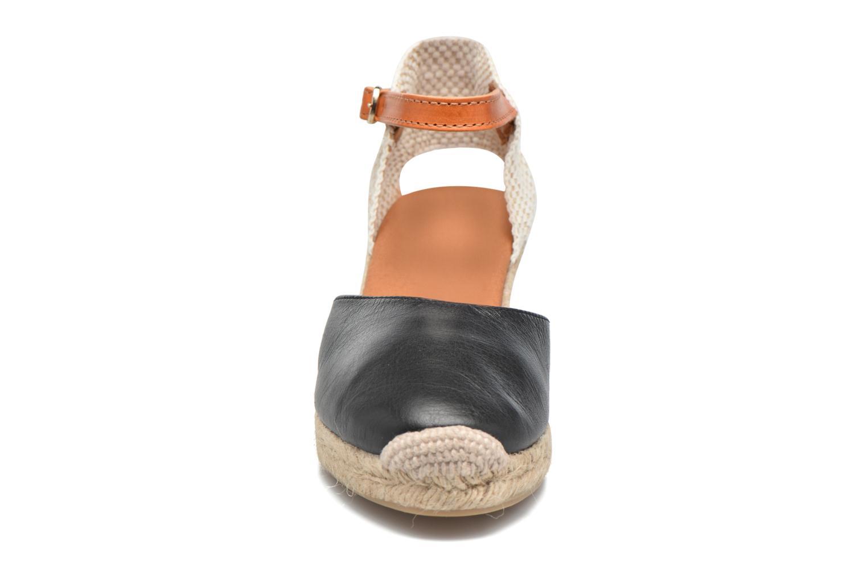 Espadrilles Maypol Lola - NVQ Noir vue portées chaussures