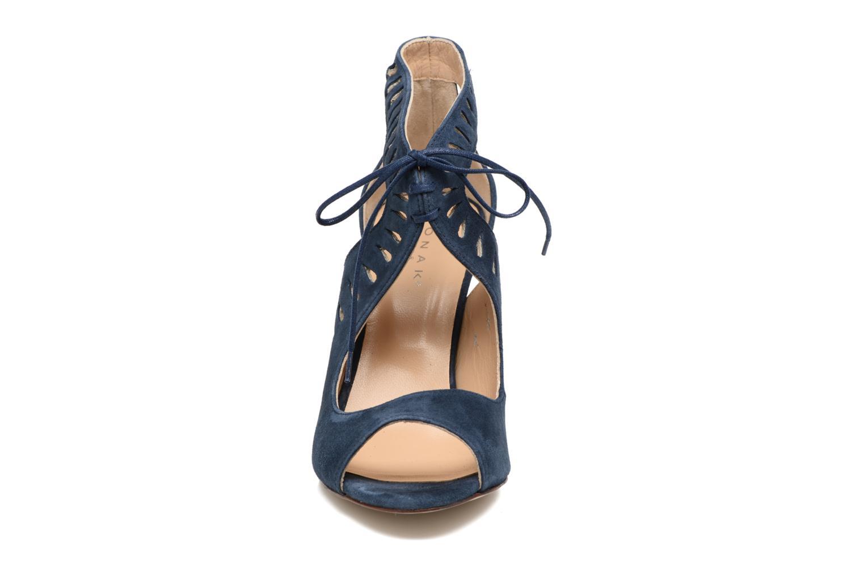 Sandales et nu-pieds Jonak ADELIE Bleu vue portées chaussures