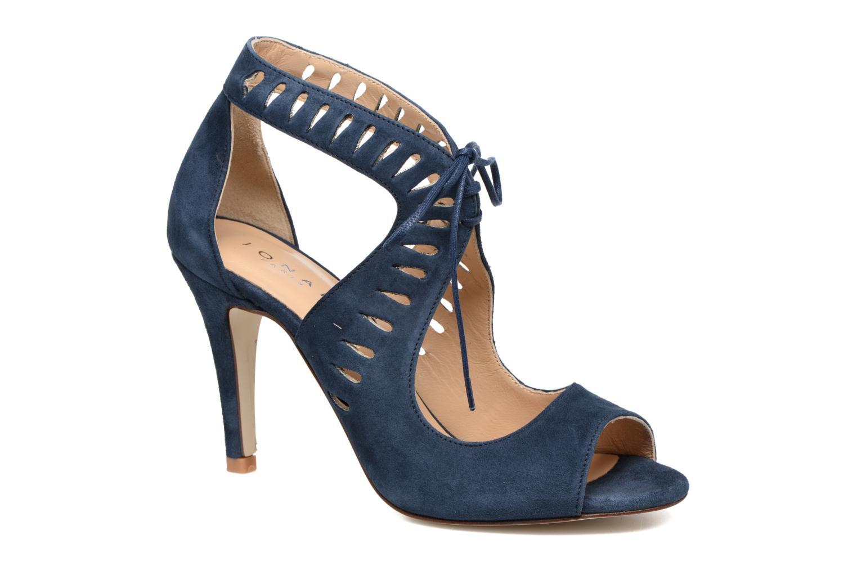ADELIE Velours Bleu