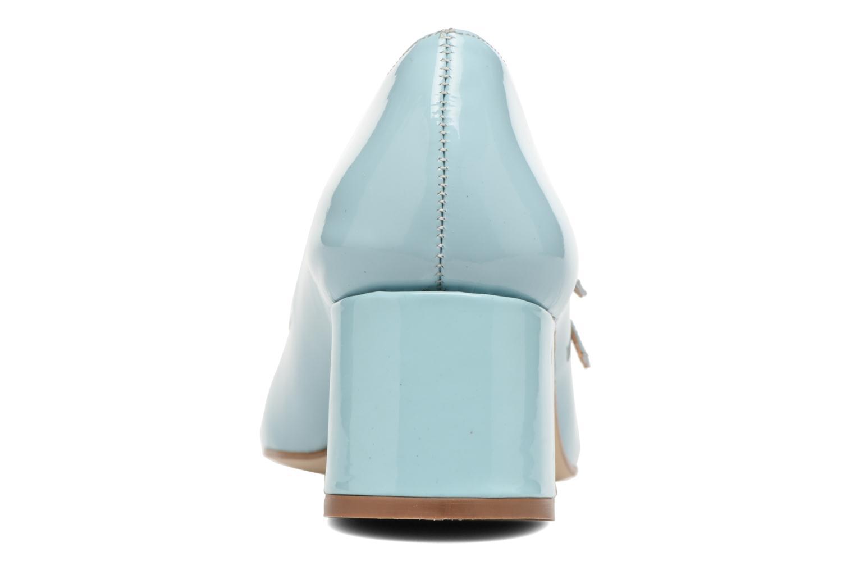 Aliette vernis bleu clair