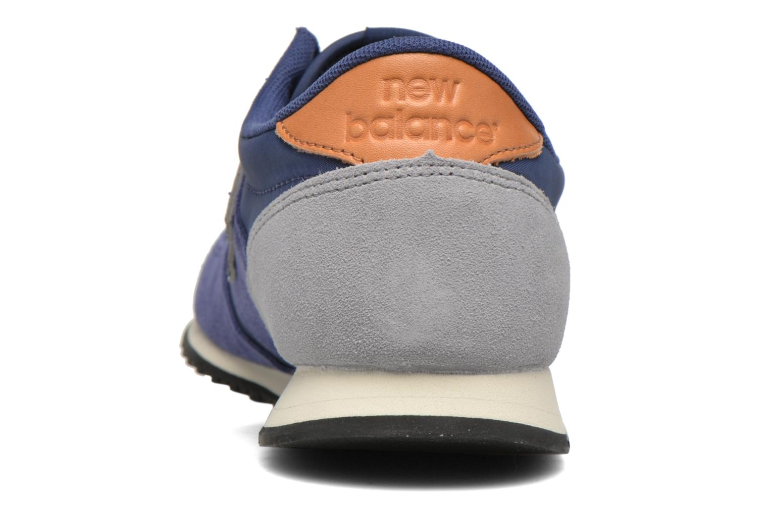 Trainers New Balance U420 SMU W Blue view from the right