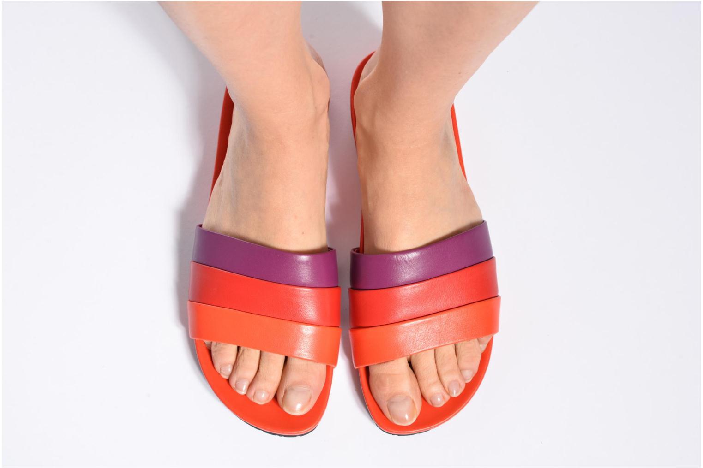 Kaatya Sandal Cantaloupe Multi