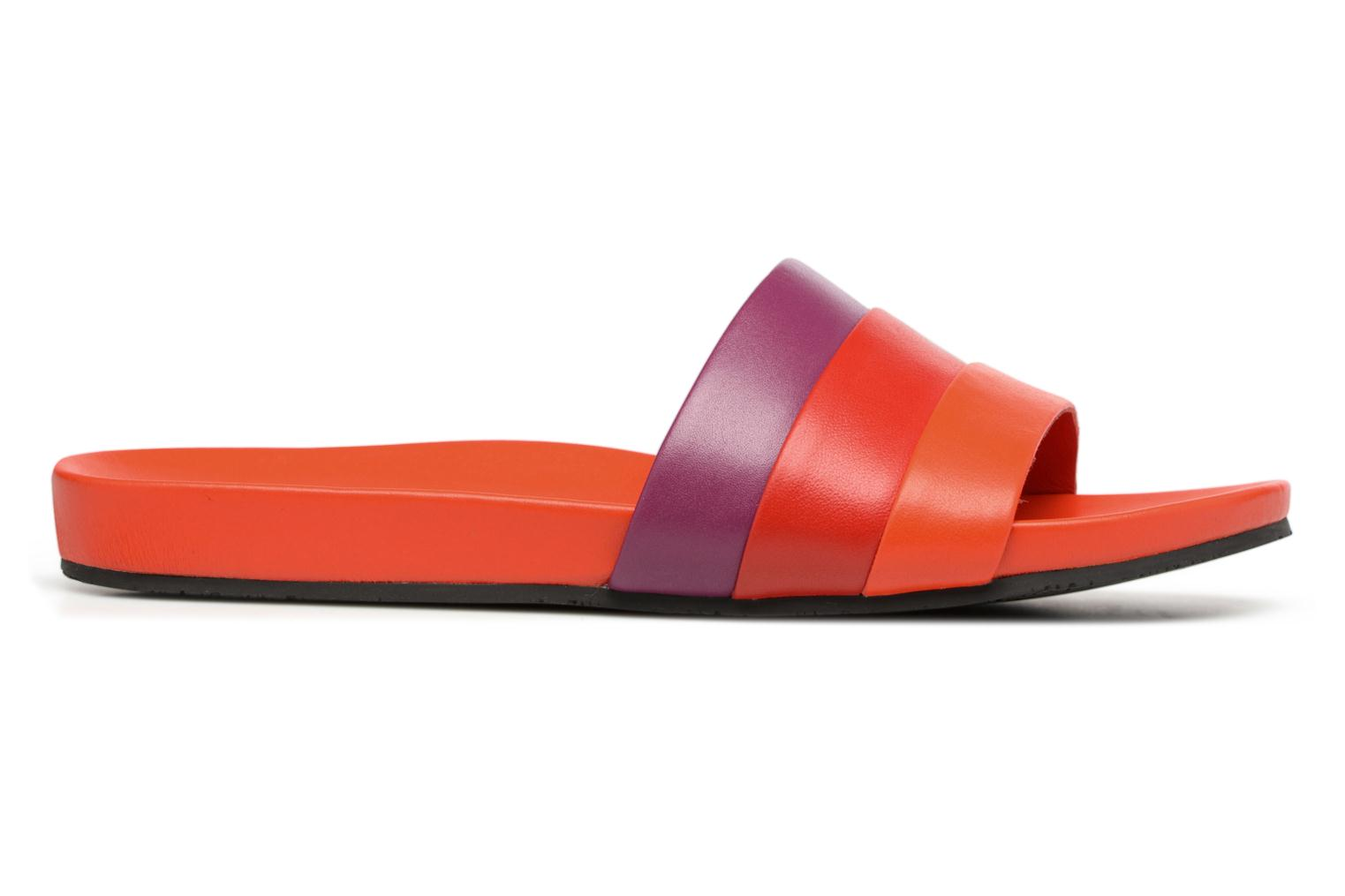 Mules & clogs Opening Ceremony Kaatya Sandal Red back view