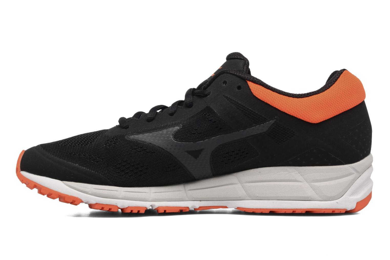 Chaussures de sport Mizuno Mizuno Synchro MX 2 Noir vue face