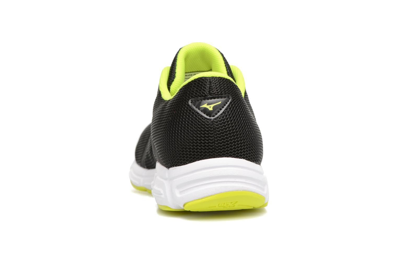 Mizuno Synchro SL 2 Black/White/Safety Yellow