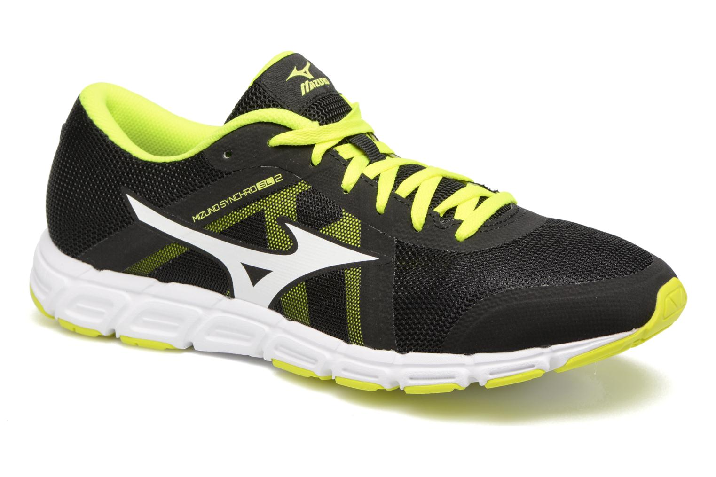 Chaussures de sport Mizuno Mizuno Synchro SL 2 Noir vue détail/paire