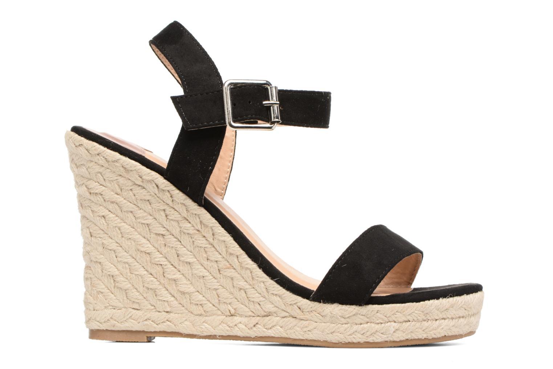 Sandales et nu-pieds ONLY Amelia Plain Heeled Sandal Noir vue derrière